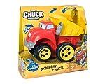 Chuck and Friends Hasbro Chuck Interactivo - Camión de Juguete Interactivo con Movimiento y Sonido