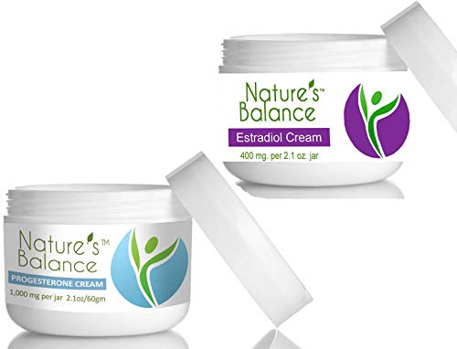 Bio-Identical Estradiol and Progesterone Cream. Fragrance Free. Free from Toxic, Harmful petrochemicals.
