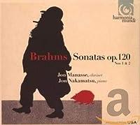 Clarinet Sonatas Op 120