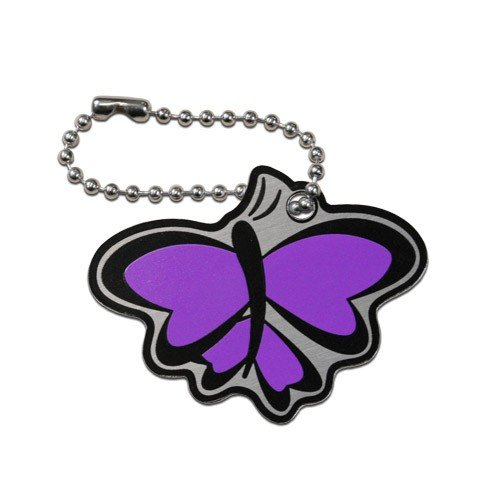 Geo de envío Butterfly Cache –  – Purple Travel Día, Multicolor, One Size, 11270