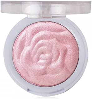 J.Cat Beauty You Glow Girl Baked Highlighter YGG106 Bella Rose, 2.4 ounces