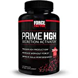 Best Hgh Human Growth Hormones - Force Factor Prime HGH Secretion Activator, Increase Workout Review