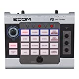 Best Vocal Harmony Processors - Zoom V3 Vocal Processor, Vocal Effects Pedal, 3-Part Review