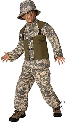 Costumes For All Occasions Lf3502Clg Delta Force Child 12-14 by Morris