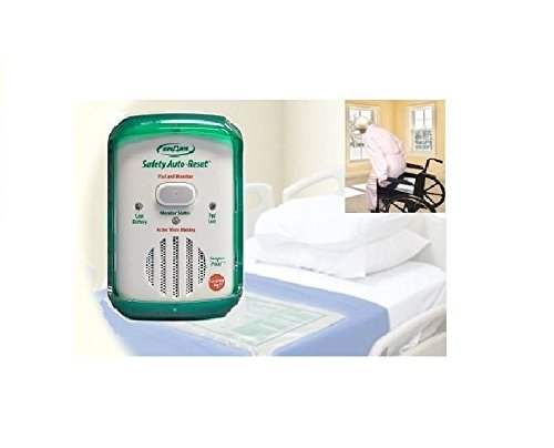 Bed Sensor Alarm with Bed and Chair Pads (Exit Alarm) so You Know When They...