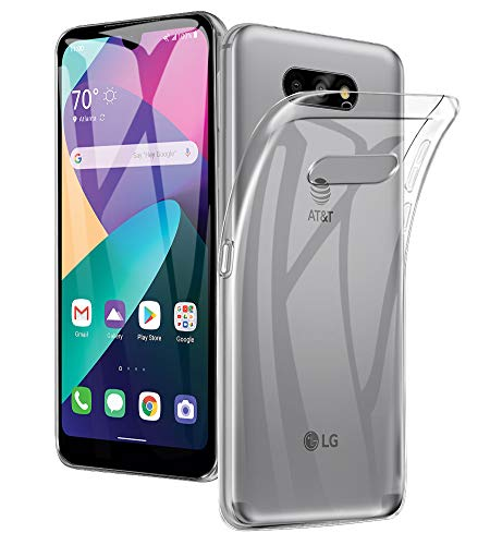 AVIDET for OnePlus Nord Case, Extremely Thin Crystal Clear Soft TPU Rubber [Excellent Durability] [Scratch Resistant Anti Slip] Cover Case for OnePlus Nord (Clear)