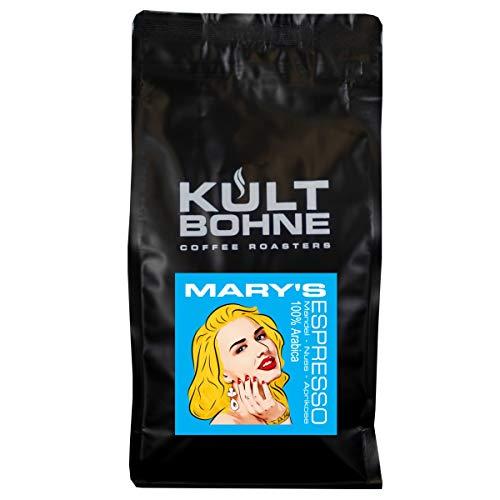 Kultbohne Mary's Espresso, 500 g