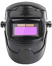 MagiDeal Lashelm Lassen Masker MIG TIG Lasser Cap Shade Eye Gezicht Protector Auto Verduistering