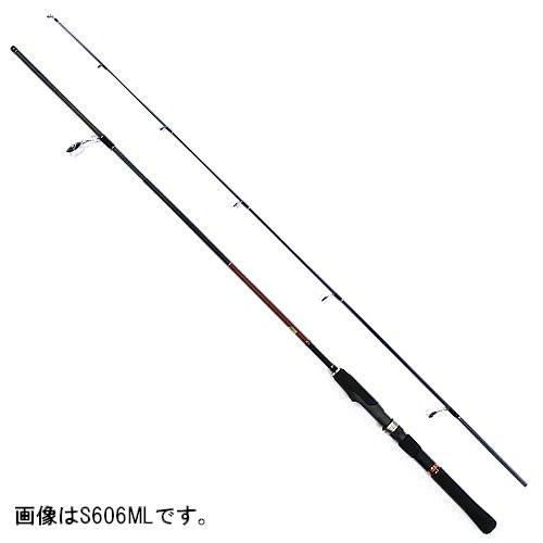 シマノ(SHIMANO) スピニングロッド 13 ソルティーアドバンス ロックフィッシュ S606ML 6.6フィート