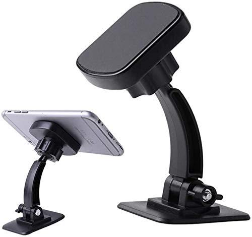 ZHANG Soporte para Teléfono para Automóvil para Automóvil Imán De Pasta Ajustable Soporte para Teléfono Magnético Giratorio De 360 Grados Accesorios para Automóvil Magnético para Automóvil