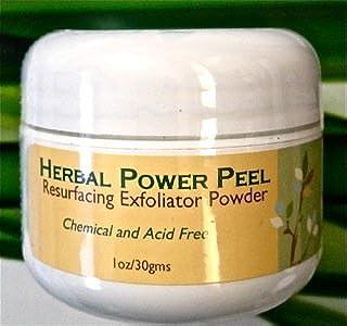 Herbal Power Peel- Chemical & Acid Free Green Herbal Deep Sea Peel-Professional or Home Use