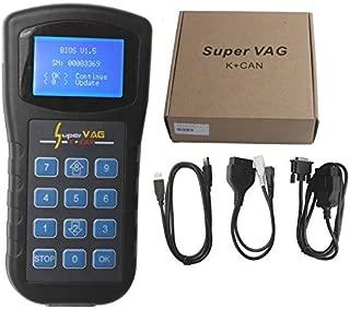 aikeec Super Vag K Can 4.8 VAG Odometer Correction Tool Fit for VW K+CAN Version V4.6