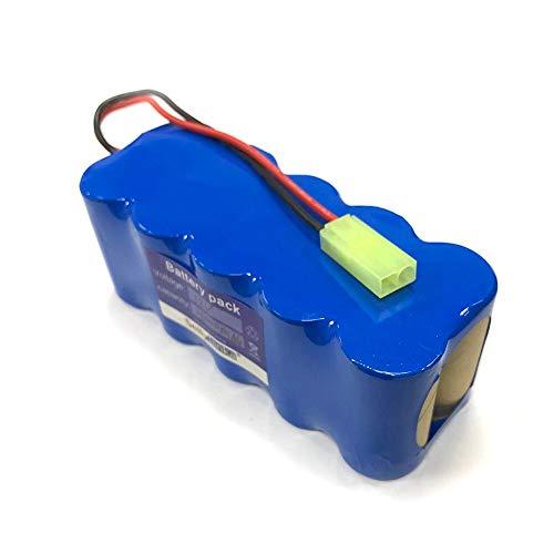 SC 3000mAh per Rowenta Batteria 12V RH5488 RH846301 RH846901 RS-Rh5205 aspirapolvere Sweeper Robotics