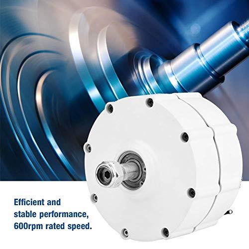 AC Alternateur,Générateur Triphasé à Aimant Permanent,600 tr/min, 50Hz, -40 ℃~80 Température de Fonctionnement,Puissance Nominale en Option(600W48V)