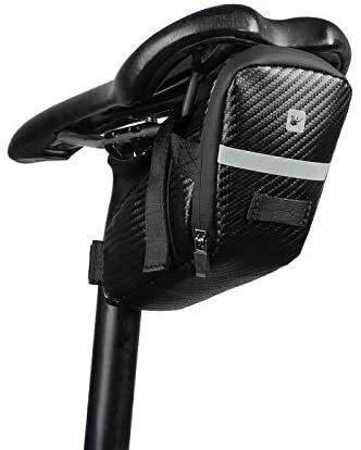 Soziale Liuzi .Folding Fahrrad Hecktasche Mountainbike Tasche Satteltasche wasserdicht leichte Rennräder mit Werkzeugsatz Radfahren ausgestattet Soziale Liuzi (Color : 2)