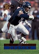 1996 Ultra #22 Jeff Graham NFL Football Trading Card