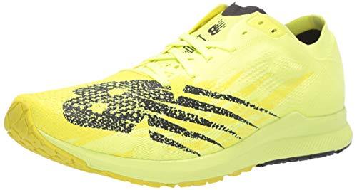 New Balance 1500v6, Zapatillas para Correr para Hombre, Limón Slush/Negro, 48 EU