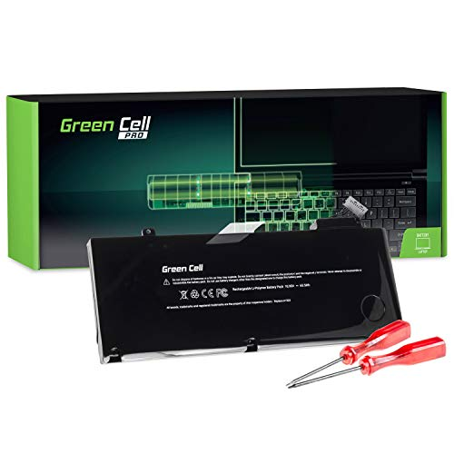 Green Cell PRO für Apple Macbook Pro 13 A1278 (Mid 2009, Mid 2010, Early 2011, Late 2011, Mid 2012)