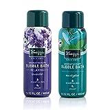 Kneipp Fave Aromatherapy Set: Relaxing Lavender Bubble Bath + Refreshing Eucalyptus Bubble Bath Duo