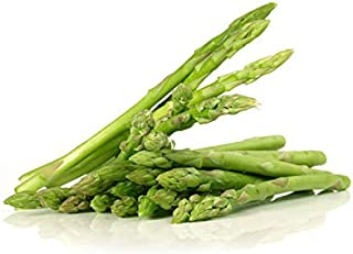 Asparagus Green USA | Mild & Earthy | Contains Vitamins | Healthy & Light Crunchy | Premium Quality | Cleaned & Sanitized ...