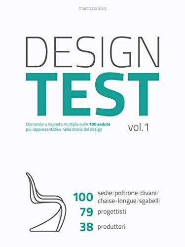 Design Test Vol.1 (Italian Edition)