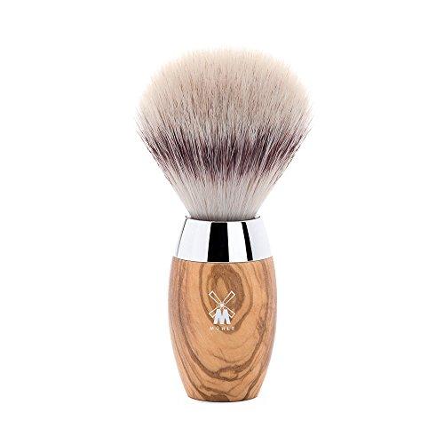 MÜHLE - Rasierpinsel - KOSMO Serie - Silvertip Fibre® - Olivenholz