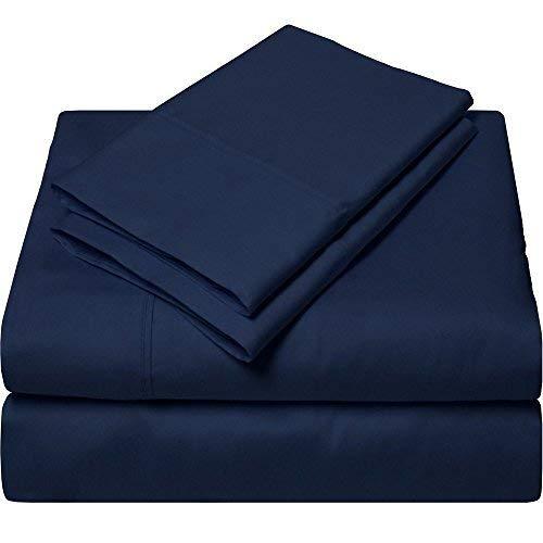 700 TC 100% Egyptian Cotton Sleeper Sofa Bed Sheet Set Solid Full Size (54