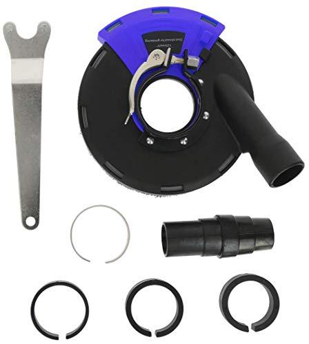 INTOX - Campana de extracción para amoladora angular de 115 mm y 125 mm