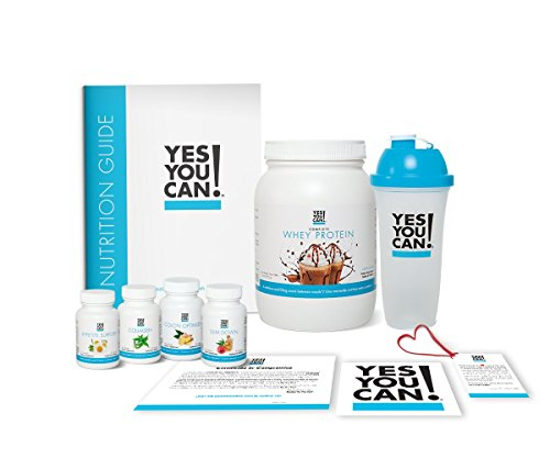 Food Lover Transform Weight Loss Kit (Food Lover 30 Servings, Cappuccino)
