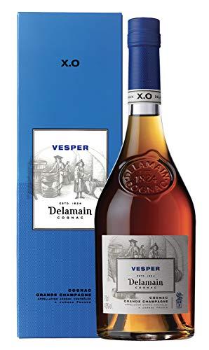 Delamain X.O VESPER Grande Champagne Cognac 40% Volume 0,7l in Geschenkbox Cognac