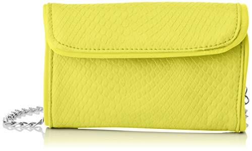 SwankySwans Molly, Bolsa de embrague para Mujer, Amarillo, One Size
