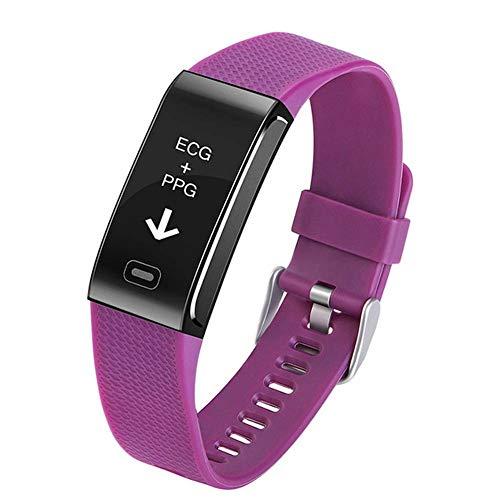 ZHINENGSHOUHUAN El brazalete de la pantalla vigila el Bluetooth Sports Program