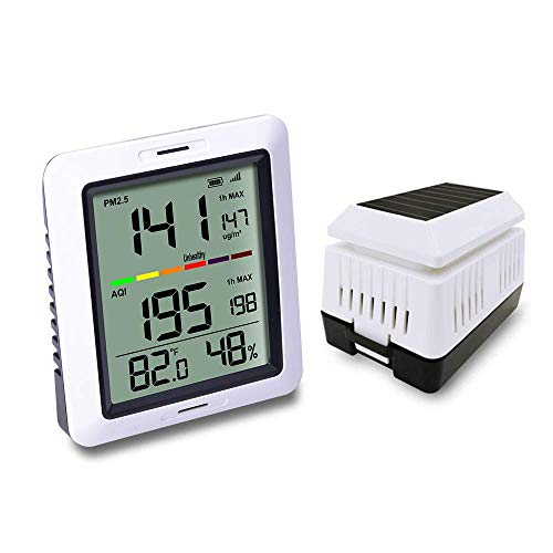 ECOWITT WH0290 Air Quality Monitor …