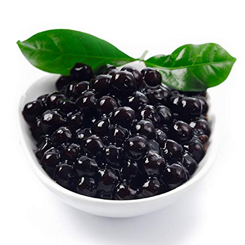 Boba Black Tapioca Pearls 2.2 Pounds