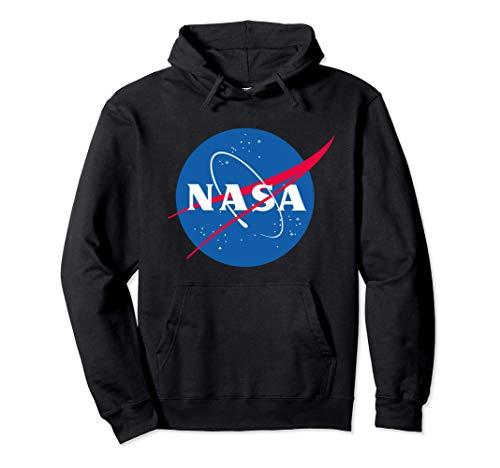 Nasa shirt Officially Licensed Nasa Logo T shirt gift idea Pullover Hoodie
