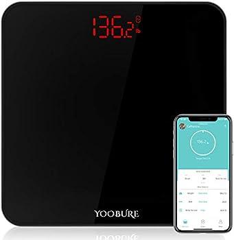Yoobure Smart Digital Body Weight Scale
