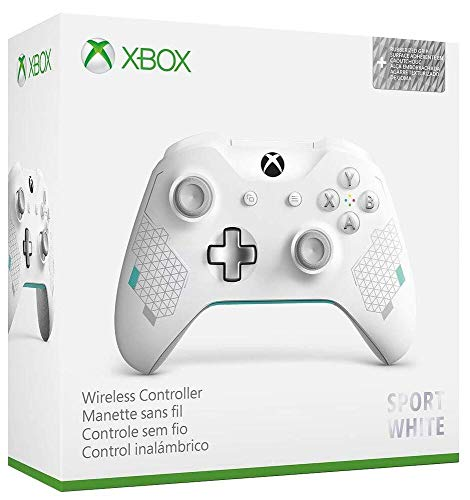 Xbox Wireless Controller - Sport White Special Edition (xbox_one)
