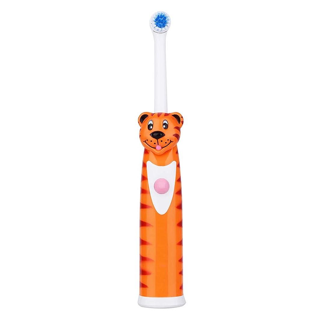 カメ食べる酸歯科治療の電動歯ブラシ4つのブラシヘッドと再充電可能電池式の歯ブラシの口頭衛生の歯ブラシ,2