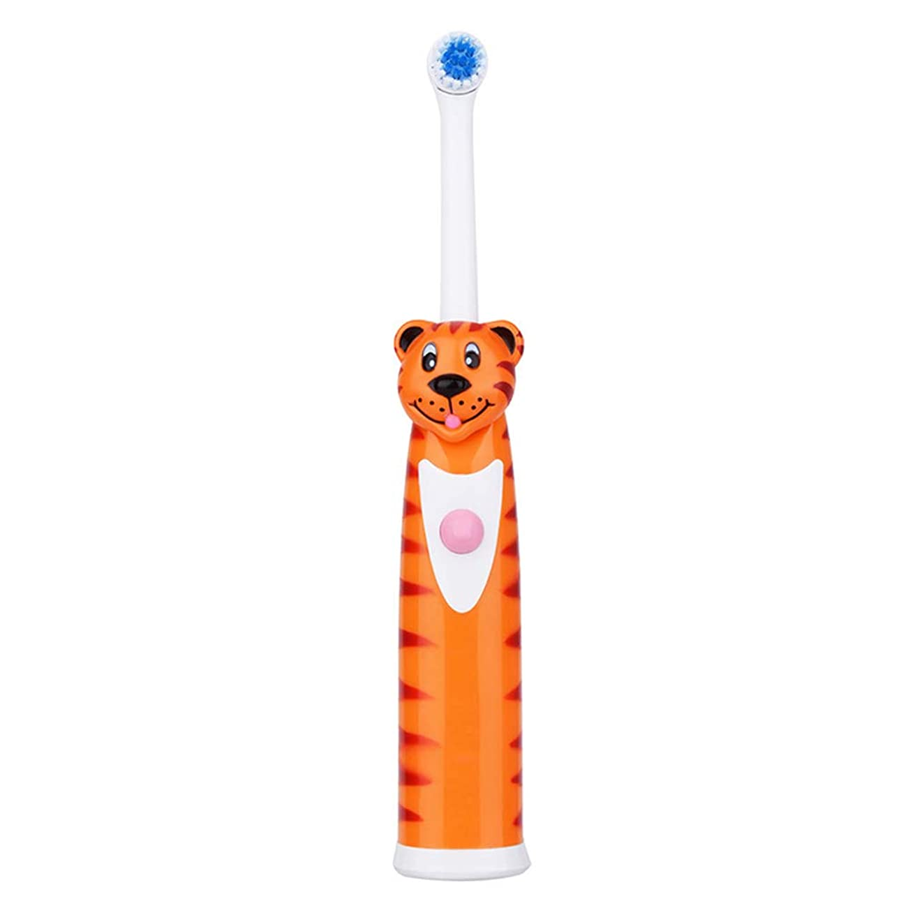 歯科治療の電動歯ブラシ4つのブラシヘッドと再充電可能電池式の歯ブラシの口頭衛生の歯ブラシ,2