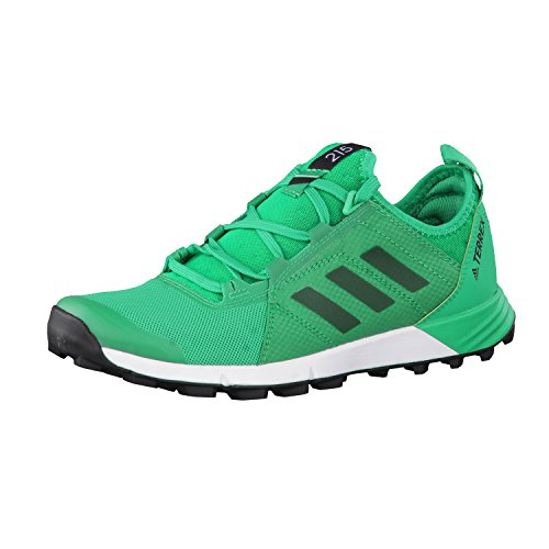 adidas Terrex Agravic Speed W botas de montaña Mujer, Verde (Verde Verbas/verbas/negbas), 38 1/9 EU (5 UK)