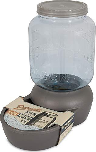 Petmate Replendish Mason Gravity Waterer Cat and Dog Water Dispenser 4 Sizes