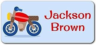 bike name labels