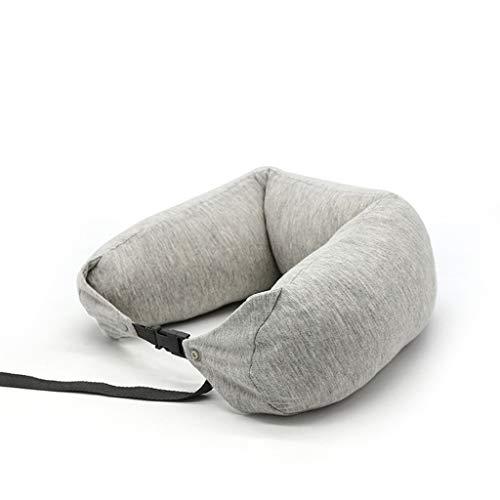 JUAN Pillow Reiskussen-memory-schuim-hals- en hoofdondersteuning, het beste voor zijdelingse maag- en rugslapers, voor bussen, treinen, kantoor, duiken, camping
