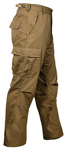 "Rothco Tactical BDU (Battle Dress Uniform) Military Cargo Pants, 4XL (51""-55"