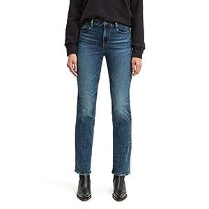 Levi's Women's Straight 505 Jeans, Maui Rays, 32 (US 14) S