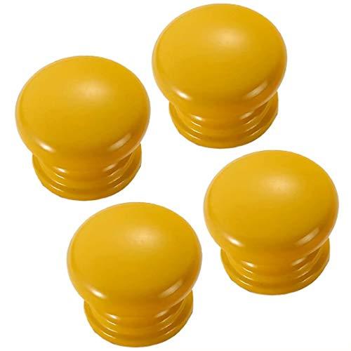 Generic Lot de 10 boutons de porte /à facettes cristal