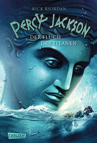 Percy Jackson - Der Fluch des Titanen (Percy Jackson 3) eBook ...