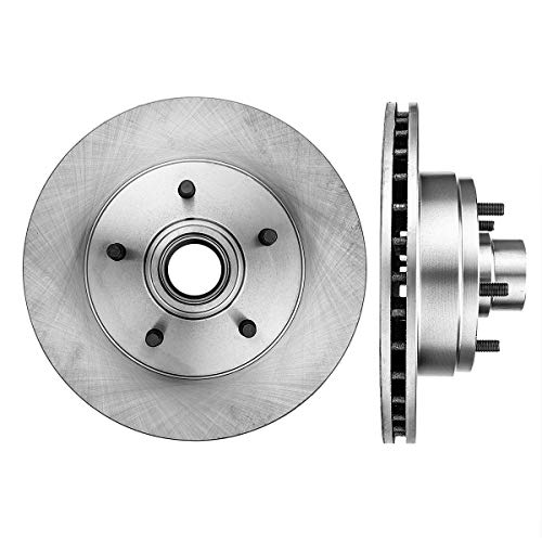 CRK14467 FRONT Premium Grade OE 301.24 mm [2] Rotors Set [fit Buick Roadmaster Chevy Caprice Impala SS Customer Cruiser]