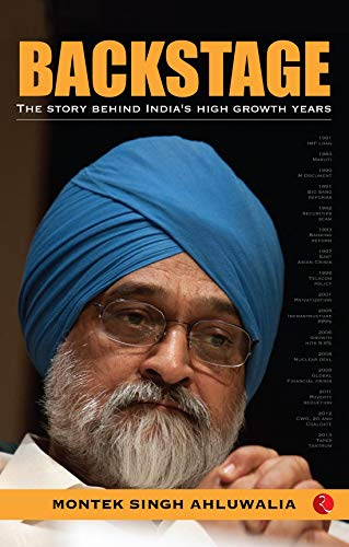 BACKSTAGE: The Story behind India's High Growth Years (English Edition)