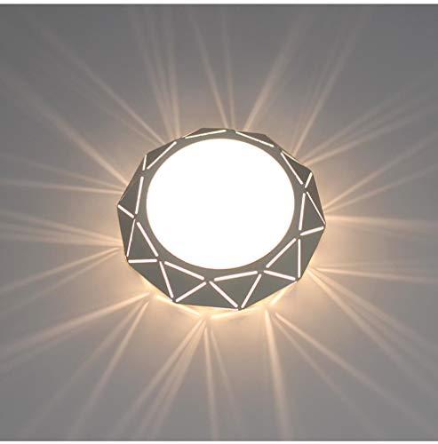 Moderne Minimalistische Woonkamer Plafond lamp Embedded Profiel